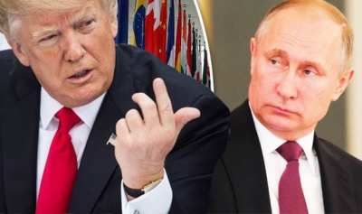 Donald Trump, Vladimir Putin'i Washington'a Davet Etti